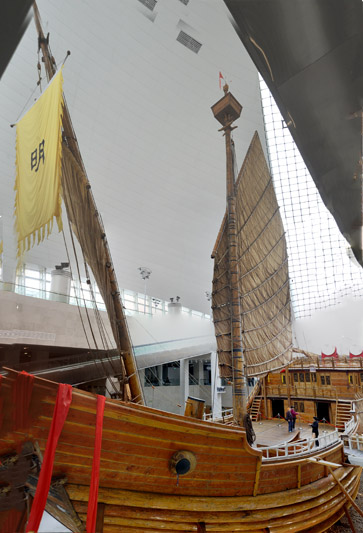 海洋大国 我们的梦——参观临港中国海洋博物馆有感